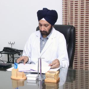 Jasprit Singh Hans