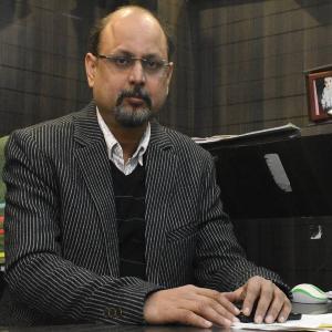 Ajay Pati Tripathi