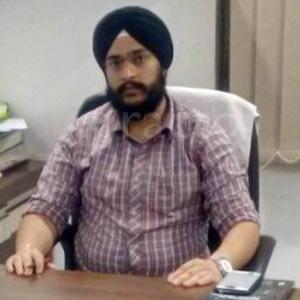 Chahveer Singh Bindra