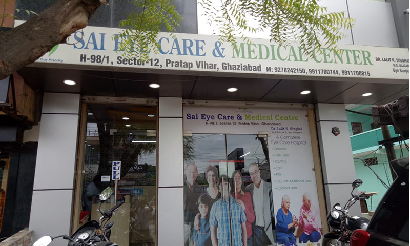 Sai Eye Care & Medical Center
