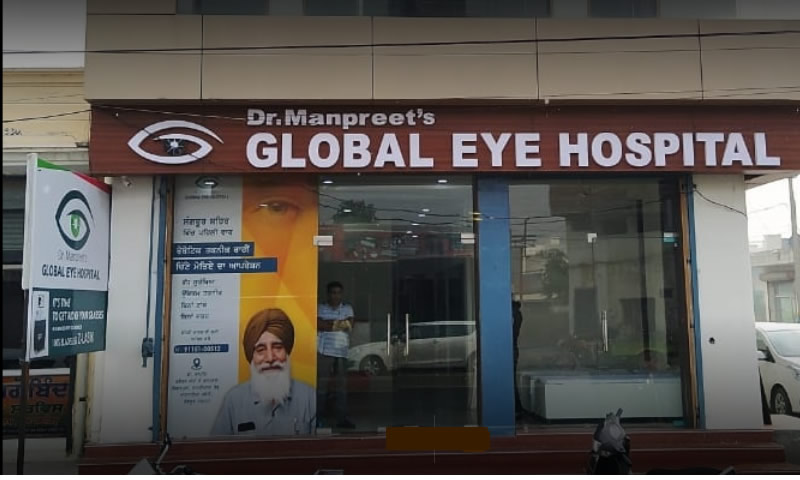 Dr. Manpreet Global Eye Hospital Sangrur