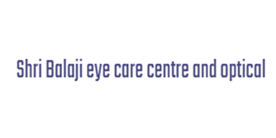 Shri Balaji eye care centre and optical