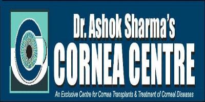 Dr Ashok Sharma cornea centre