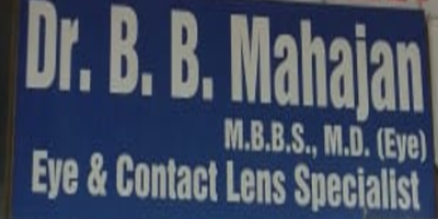 Mahajan Eye and Contact Lens Clinic