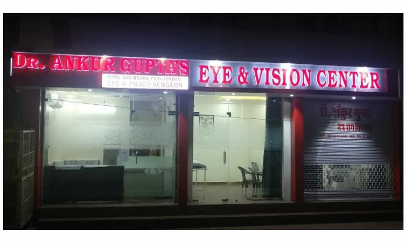 Dr Ankur Gupta Eye And Vision Center