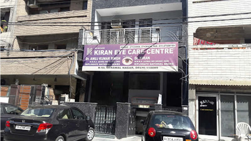 Kiran Eye Care Centre