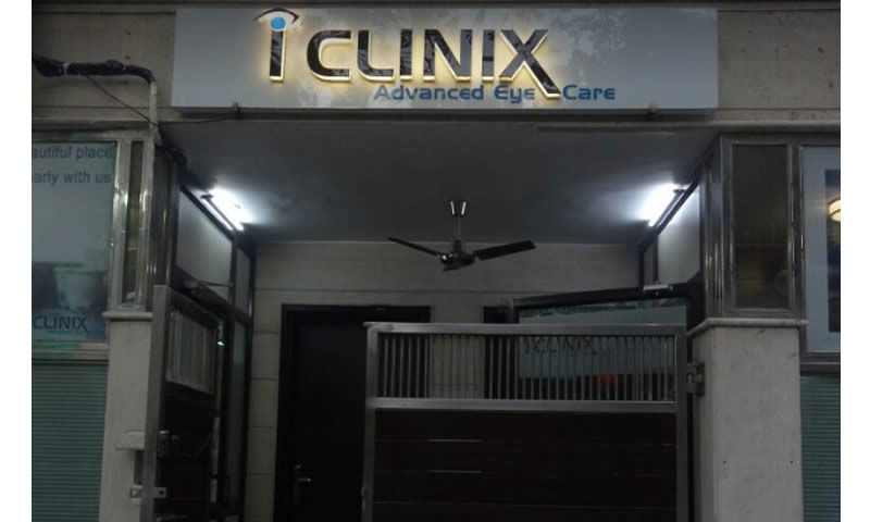 IClinix- Advanced Eye Care